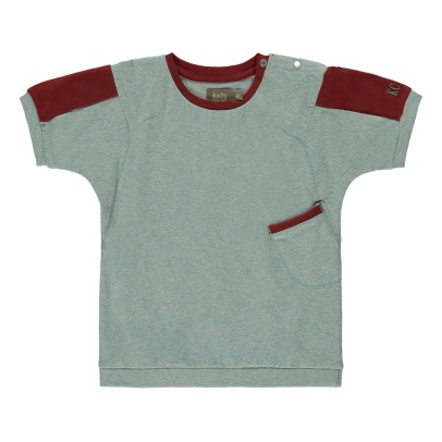 Kidscase Nick Organic Cotton T-Shirt-listing