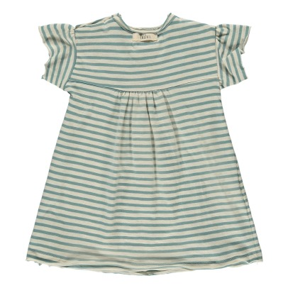 Buho Mini Striped Dress-listing
