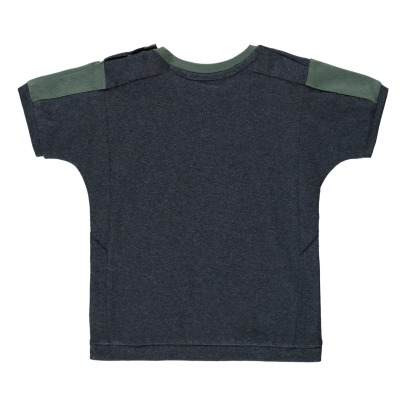 Kidscase T-shirt in cotone bio Nick -listing