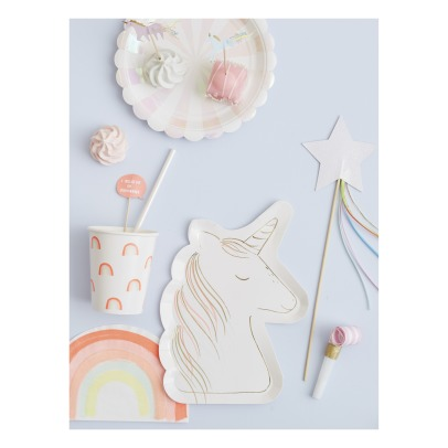 Meri Meri Unicorn Paper Napkins - Set of 16-listing