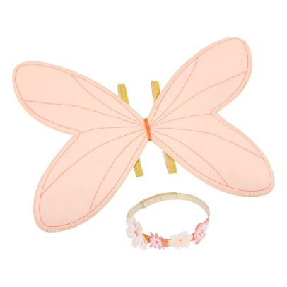 Meri Meri Fairy Wings and Flower Crown Costume-listing