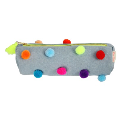 Meri Meri Pompom Pencil Case-listing