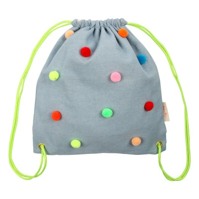 Meri Meri Pompom Backpack-listing