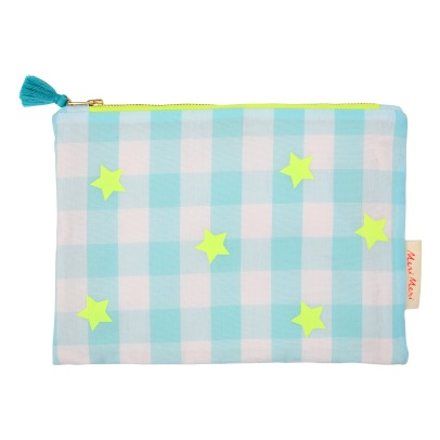 Meri Meri Gingham and Stars Pouch-listing