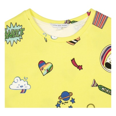 Little Marc Jacobs Sweets Sweat Dress-product