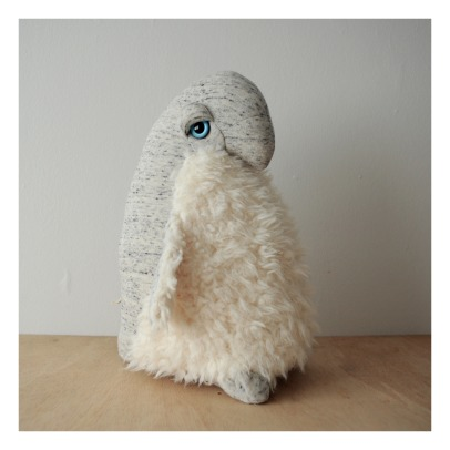 Bigstuffed Penguin Soft Toy 33cm-listing
