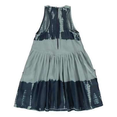 Stella McCartney Kids Vestido Tencel Tie and Dye Poco-listing