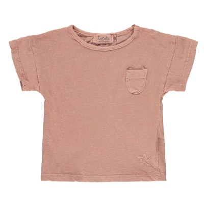 Tocoto Vintage T-shirt in lino e cotone -listing