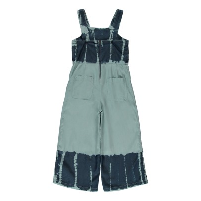 Stella McCartney Kids Leah Tie Dye Tencel Fluid Jumpsuit-listing