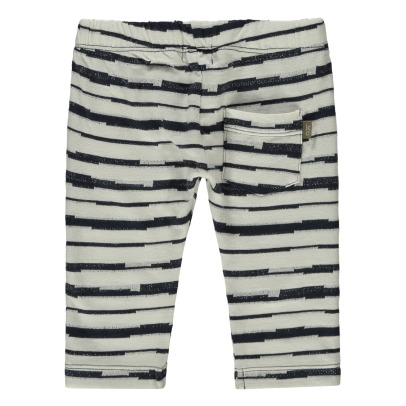 Kidscase Syd Striped Organic Cotton Trousers-listing