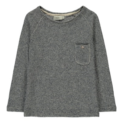 Buho Claudio Striped Sweatshirt-listing