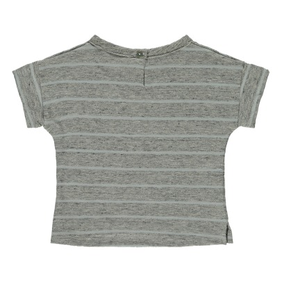 Tocoto Vintage Striped T-Shirt-listing
