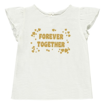 "Louis Louise T-Shirt ""Forever Together"" Schmetterlinge -listing"