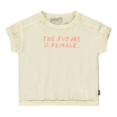 Imps & Elfs T-shirt The Future Is Female in cotone bio -listing