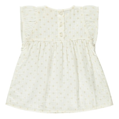 Louis Louise Robe Pois Dorés Bettina-product