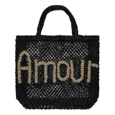 The Jacksons Shopper in juta piccola Amour -listing