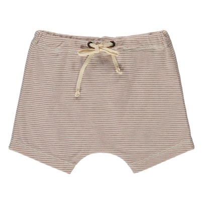 De Cavana Shorts a righe in jersey-listing