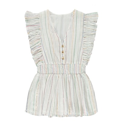Louis Louise Emilienne Striped Dress - Louis Louise x Smallable x Isetan Exclusive-listing
