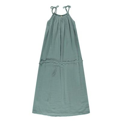Kleid aus Seide Ester- Damenkollektion Weiß Louise Misha Mode