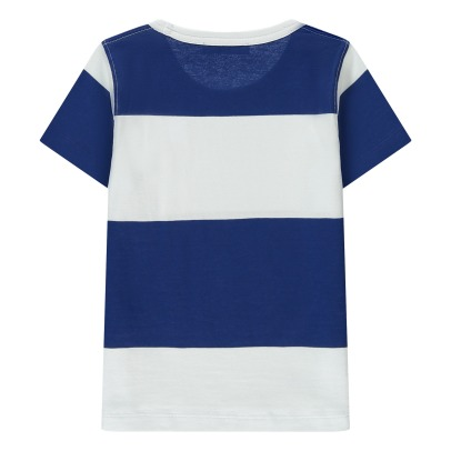 Acne Studios Mini Ned Striped T-Shirt-listing