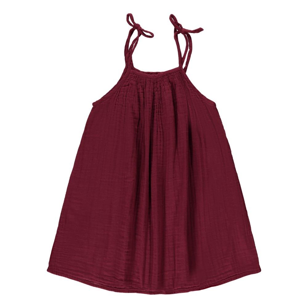 Kurzes Kleid Mia- Teenie-Damenkollektion Himbeere Numero 74 Mode