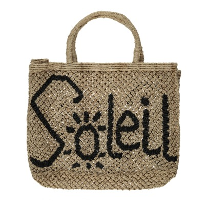 The Jacksons Shopper in juta piccola Soleil -listing