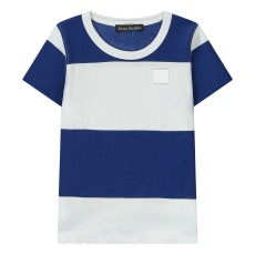 product-Acne Studios Gestreiftes T-Shirt Mini Ned