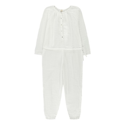 Numero 74 Naia Buttoned Jumpsuit - Teen & Women's Collection-listing