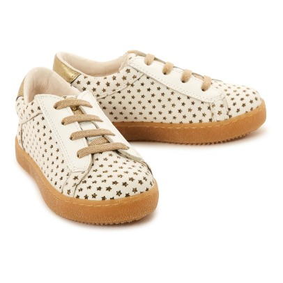 Pèpè Star Lace-Up Trainers-listing
