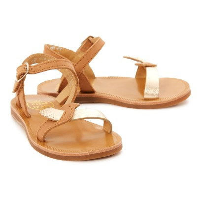 Pom d'Api Birds Beach Sandals-listing