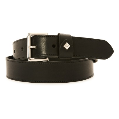 HERBERT FRERE SOEUR La Turenne Leather Belt-listing