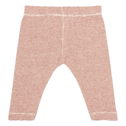 Kidscase Honey Organic Cotton Fine Stripe Harem Trousers-listing
