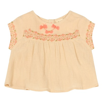 Louise Misha Kabylie Embroidered Blouse-listing