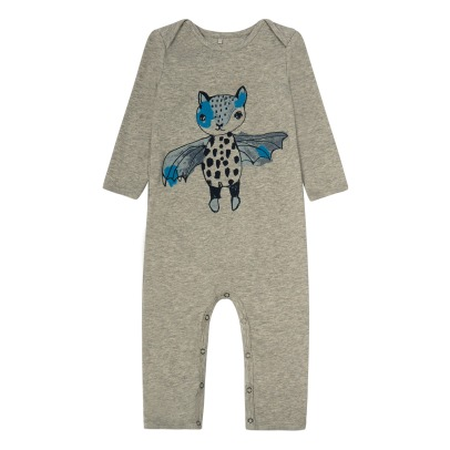 Soft Gallery Ben Organic Cotton Bat Jumpsuit-product