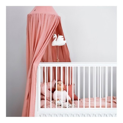 Cam Cam Polka Dot Bed Canopy-listing