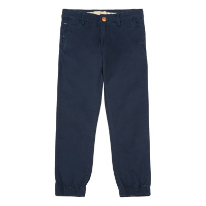 Scotch & Soda Chinos With Elasticated Ankle-listing