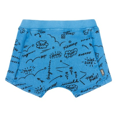 Imps & Elfs Comic Organic Cotton Shorts-listing
