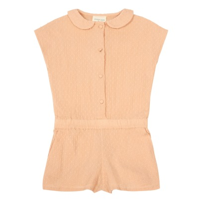 Louis Louise Albertine Dot Playsuit-listing