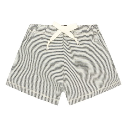 De Cavana Shorts in jersey a righe -listing