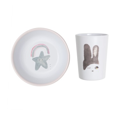 Pax & Hart Melamine Star Dish Set - 2 pieces-listing