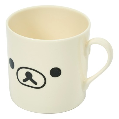 Rilakkuma x Milk on the Rocks x Smallable Rilakkuma Mug-listing