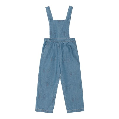 Yellowpelota Personnages Organic Cotton Dungarees-listing
