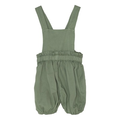 Yellowpelota Field Organic Cotton Playsuit-listing