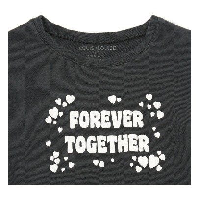 "Louis Louise Sweat ""Forever Together"" Volants Davina-listing"
