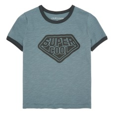 "product-Louis Louise T-Shirt ""Super Cool"" Usa"