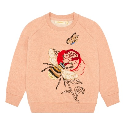 Soft Gallery Sweatshirt mit Blumen April -listing