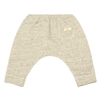 Buho Tom Fleece Harem Trousers-listing