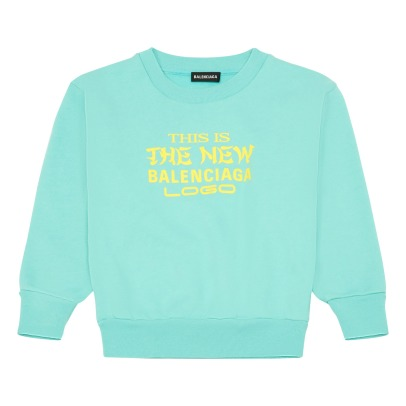 Balenciaga The New Sweatshirt-listing