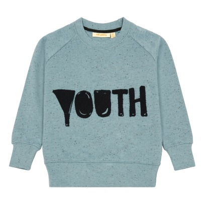 "Soft Gallery Felpa puntinata ""Youth"" -listing"