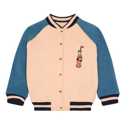 Soft Gallery Angie Soda Baseball Jacket-listing
